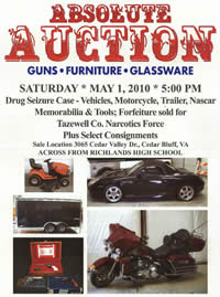 Miller Auction in Richlands: No Ordinary Event